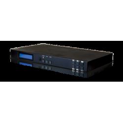 4x4 Matriz HDMI HDBaseT con 2 salidas HDMI