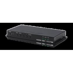 Conmutador avanzado para presentaciones HDMI/VGA (control IP)