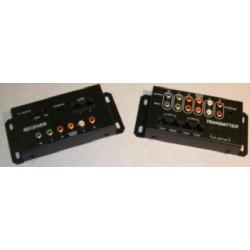 Kit Transmisor / Receptor activo  VGA  - Cat5
