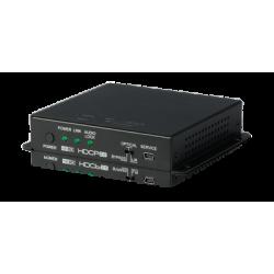 Repetidor HDMI con embebedor de audio