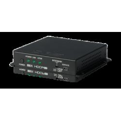 Repetidor HDMI 4K con embebedor de audio - 10 metros