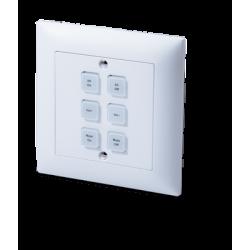 Teclado de Control IP (empotrable)  Keypad Control System