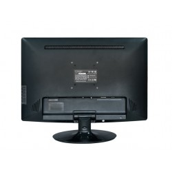 """Monitor Táctil Resistivo de 22"""" Negro"""