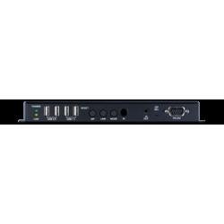 Transmisor de video HDMI, VGA (4K) sobre IP / CEC / PoE  - 100 mts.