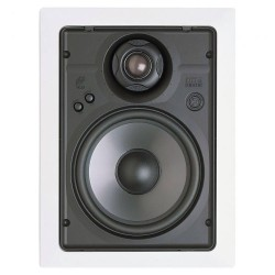"Altavoz de pared empotrable de 5,25"" Multipupose 5W a 60W"