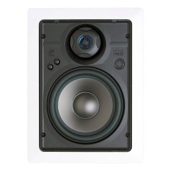 "Altavoz de pared empotrable de 6.5"" Multipupose 10W a 75W"