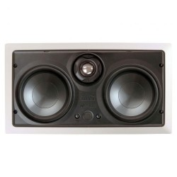 "Altavoz de pared empotrable de 6.5"" MP 10W a 100W"