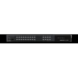 8x8 Matriz HDMI 4KUHD, HDR  USB Power, Control IP y salida de audio