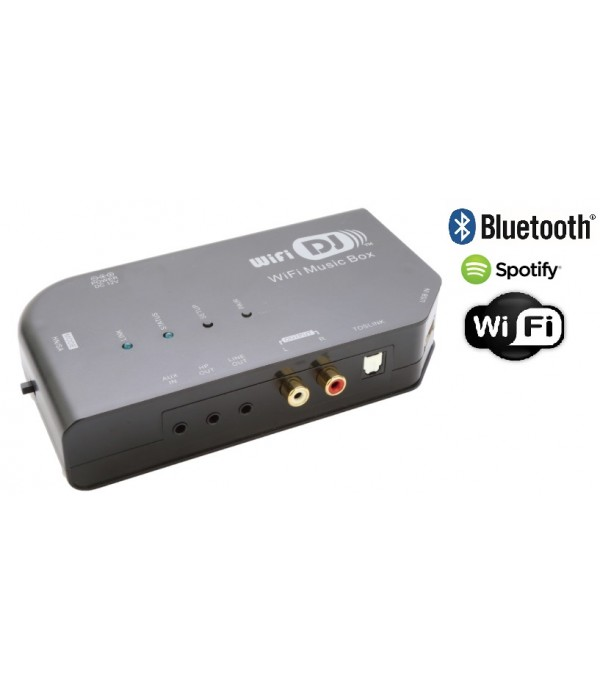 Receptor Audio Bluetooth - WiFi - Spotify