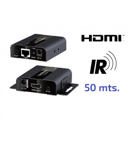 Extensor HDMI - IR - LoopOut - 50 mts.