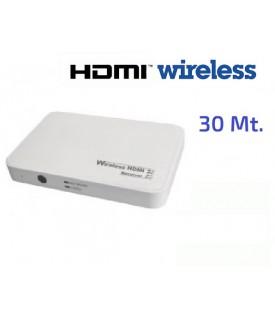 Extensor HDMI Inalámbrico - 30 Mts.