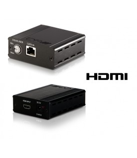Extensor HDMI sobre 1 cable Cat6 - 40 mt.