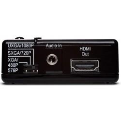 Conversor de video compuesto a HDMI
