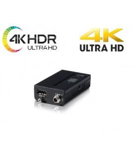 Ecualizador y Repetidor HDMI 4KUHD / HDR - 5 mt.