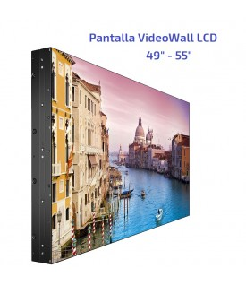 "Pantalla LCD VideoWall 49"" - 55"""