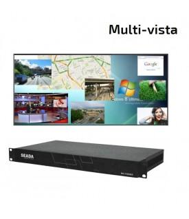Controlador Multi-Vista (9x1- multipantalla)