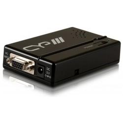 Conversor de VGA a video compuesto