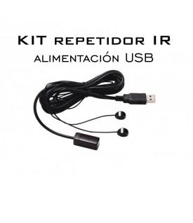 Repetidor IR alimentado por USB