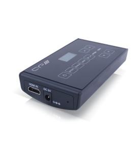 Analizador y generador de patrones HDMI 3D ARC