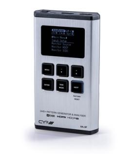 Analizador señal HDMI Tester cables 4KUHD