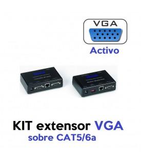 Extensor Activo VGA a100 metros