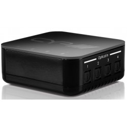 4x1 Conmutador audio digital Toslink (4 entradas y 1 salida)