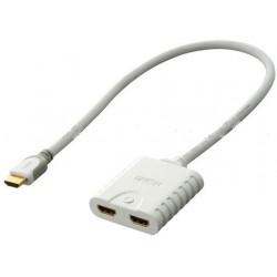 2x1 Conmutador manual HDMI