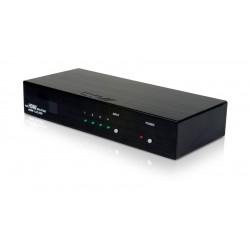 4x2 Conmutador HDMI con dos salidas simultáneas