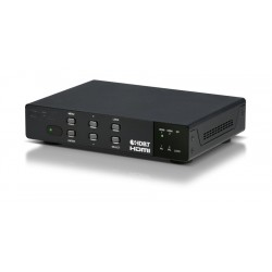 Conmutador para presentaciones HDMI / HDBaseT Lite / VGA / Display Port