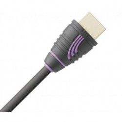 Cable HDMI 1.4  Profile con ethernet  (1 metro)