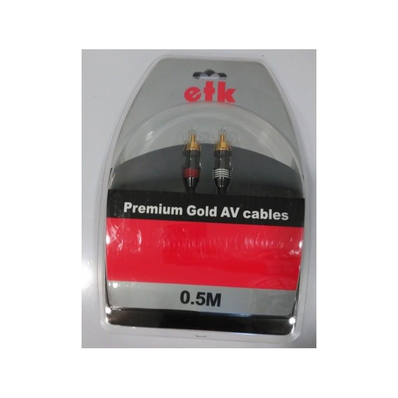 Cable de audio ETK