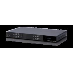 4x4 Matriz HDMI 4KUHD, HDR  USB Power y Control IP