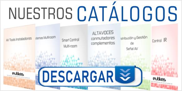 EUTIKES Catálogos de productos AV