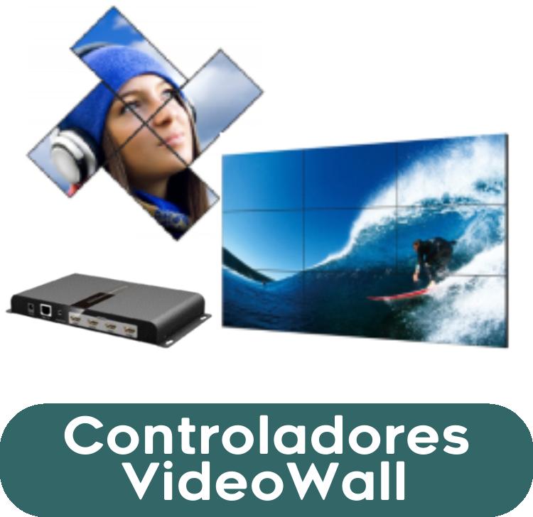 EUTIKES - Controladores VideoWall - VideoWall Creativo