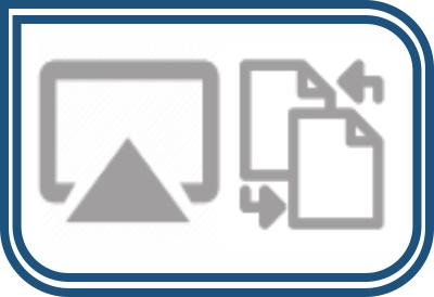 EUTIKES - Pantallas Interactivas comparte y transfiere archivos