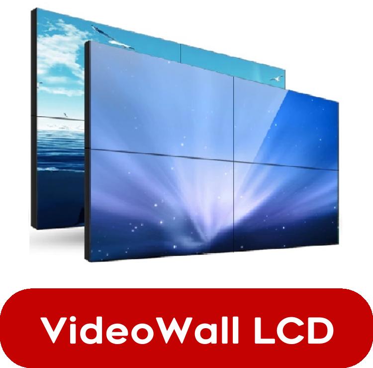 EUTIKES - Pantallas VideoWall LCD Marco Ultra Estrecho