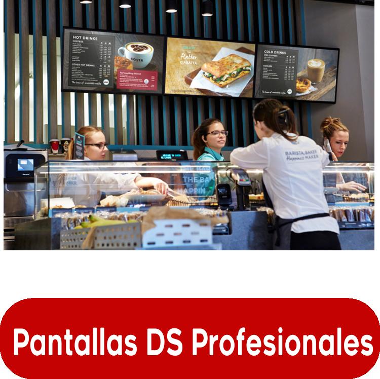 EUTIKES - Pantallas Profesionales Señalización Digital - Menuboard
