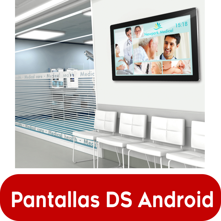 EUTIKES - Pantallas Android Carteleria Digital