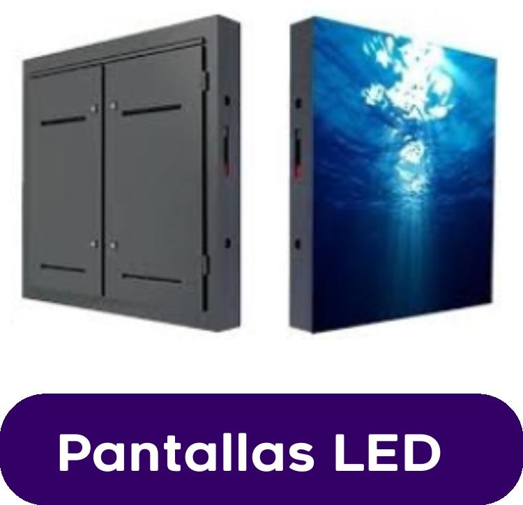 EUTIKES - Pantallas LED carteleria Digital