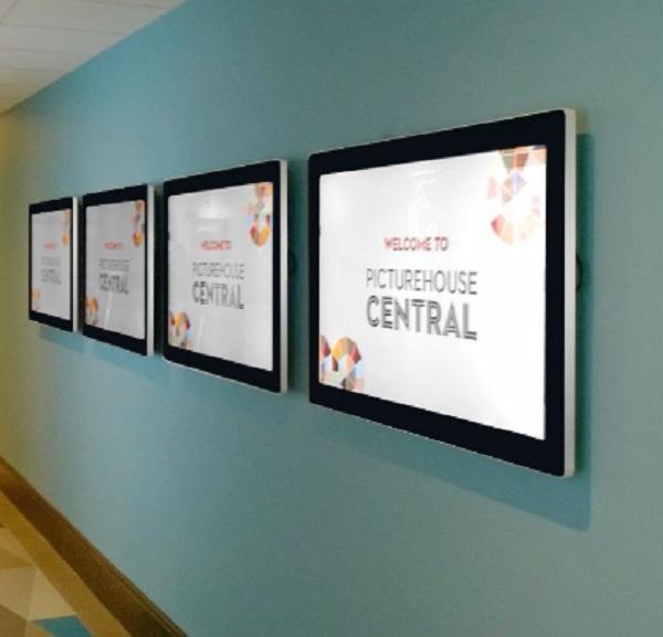 Pantalla digital signage publicidad