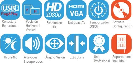 Pantallas Cartelería Digital Android