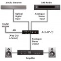 Controlador de audio IP